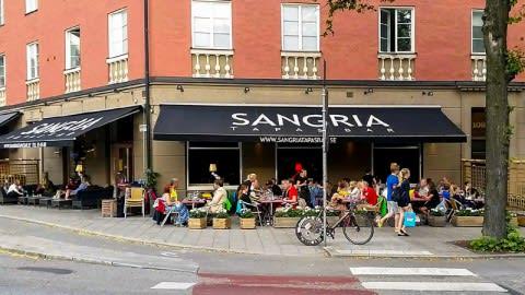 Sangria Tapas Bar, Stockholm