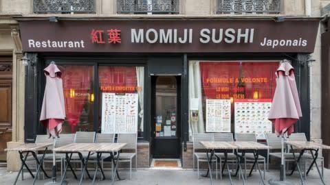 Sushi Momiji, Paris