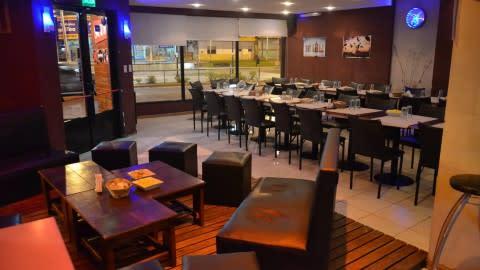 Scumm Resto Bar, Buenos Aires