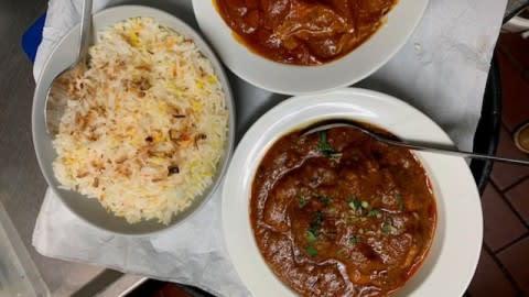 Moti Mahal Indian Restaurant, Ramsgate