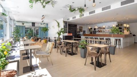 Café Bel-Ami, Nyon