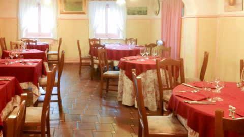 Antica Osteria del Previ, Pavia