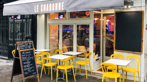 Le Charonne, Paris