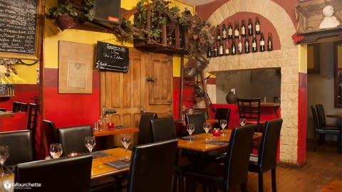 Café Vian, Marseille