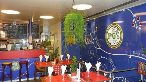 Pg's Bar à Manger, Paris