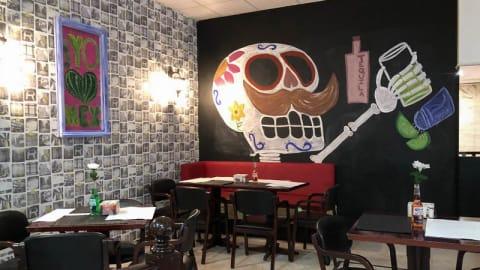 Los Mexicanos, Gijón
