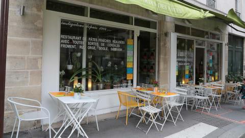 Le Jardin des Pâtes, Paris