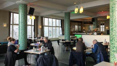 Restaurant De Kompaszaal, Amsterdam