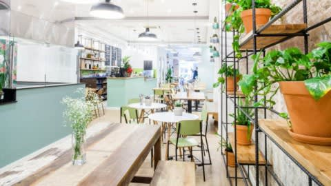 Foodies Restaurante & Salad Bar, Barcelona