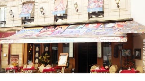 Angeethi, Paris