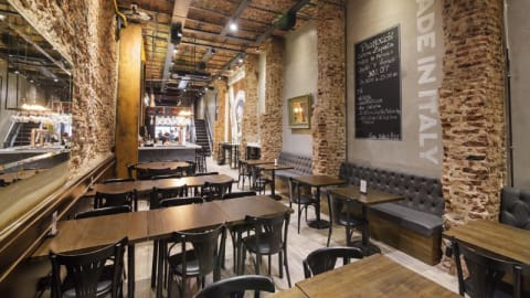 D'oro Italian Bar, Buenos Aires