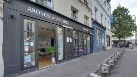 Amores, Paris