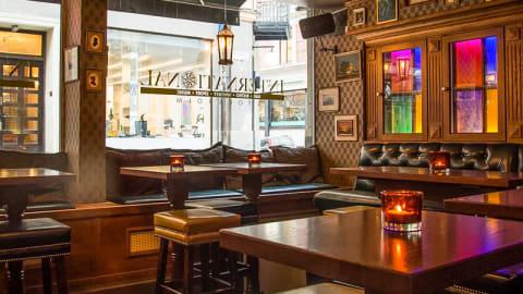 The International bar stockholm, Stockholm