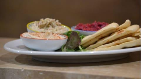 Souks Mediterranean Street Food, Pyrmont