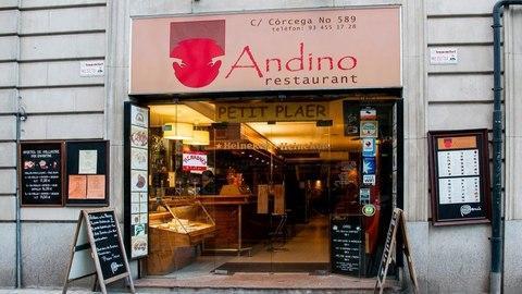 Andino, Barcelona
