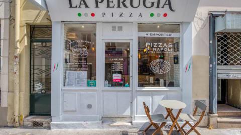 Le Beaufour Perugia, Paris