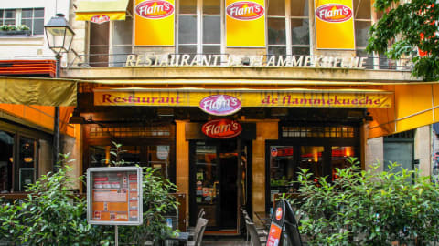 Flam's Lombards, Paris