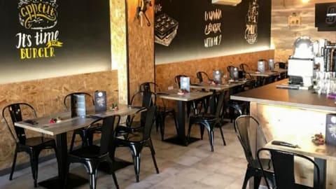 The BlackHouse Burger, Murcia