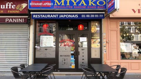 Miyako, Paris