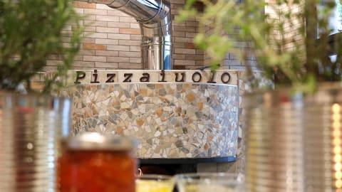 Salvatore Marigliano - Pizzaiuolo e oste, Milan