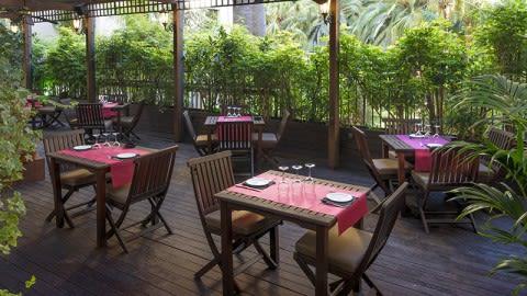 128 Rambla Restaurant- Hotel Rivoli, Barcelona