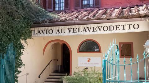 Flavio Al Velavevodetto, Rome