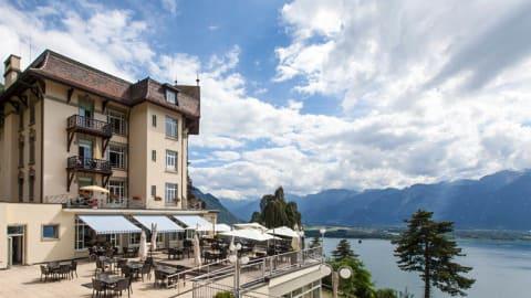Côté Lac, Montreux