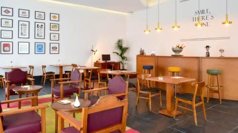 Book Restaurant & Terrace, Lisbon