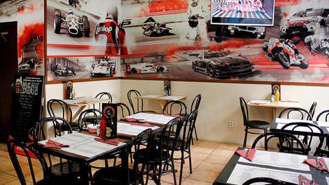 American Grill Tex-mex, Madrid
