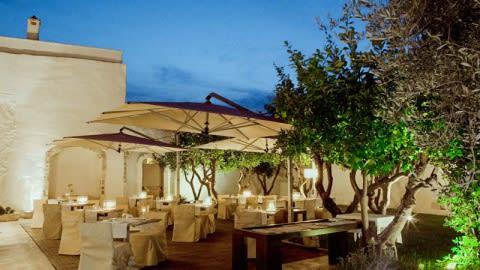 Cielo Restaurant - Relais La Sommita, Ostuni
