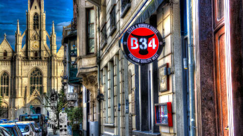 B34 Steak and Burger House, Ixelles