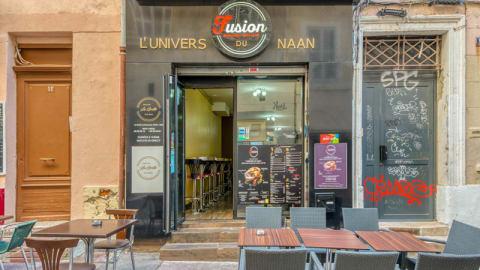 Le Fusion - L'univers du Naan, Marseille