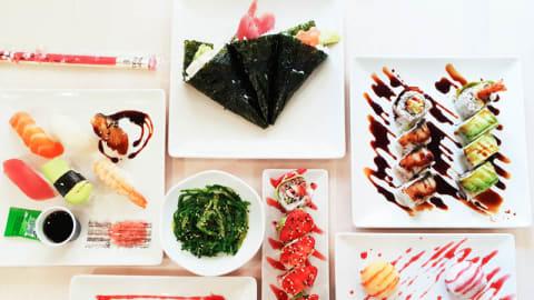 Sushi Mix Café, Madrid