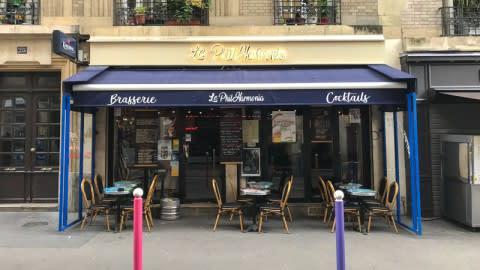 Le PhilHarmonia, Paris