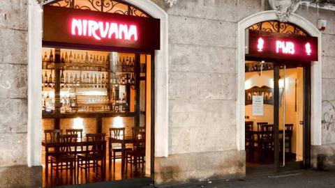 Nirvana, Monza