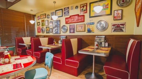 Bernie's Diner Grill & Bar Barcelona, Barcelona