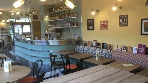 Le Ryss Café, Paris