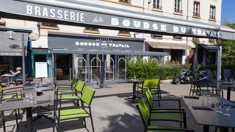 Brasserie de la Bourse du Travail, Lyon