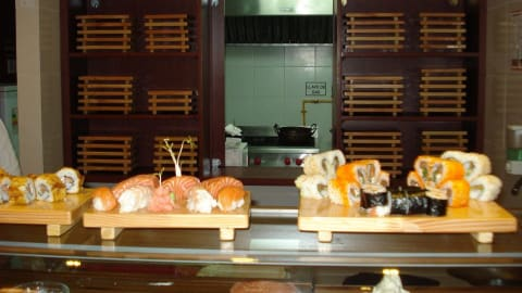 Sushi Sésamo (Marcoleta), Santiago de Chile