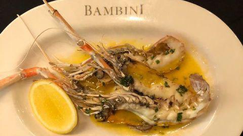 Bambini Trust Restaurant & Wine Room, Sydney