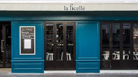 La Ficelle, Paris