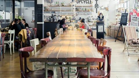 Upcycle Milano Bike Café, Milan