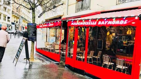Mademoiselle Raymonde, Paris-18E-Arrondissement