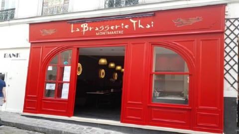 La Brasserie Thaï, Paris