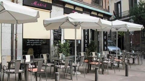 Madrid-Dada, Madrid