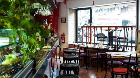 Ikki Bar, Barcelona