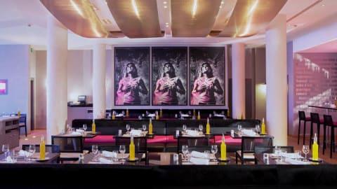Solaris Restaurant - Hôtel Radisson Blu, Marseille