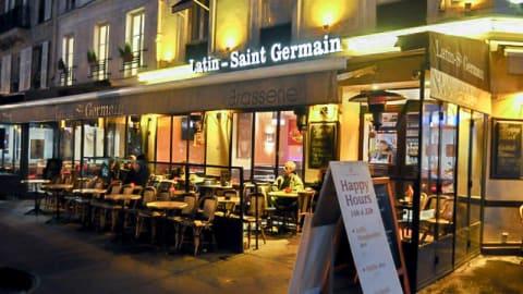 Le Latin Saint-Germain, Paris