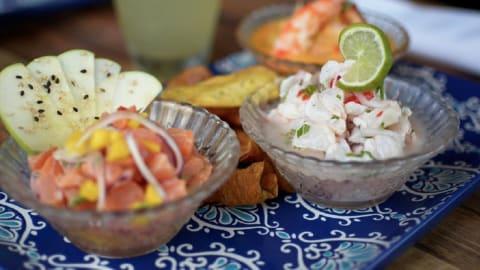 Ceviche (Pilar), Del Viso