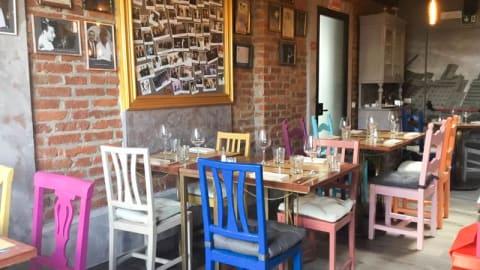 Zotto Restaurante Argentino, Milan